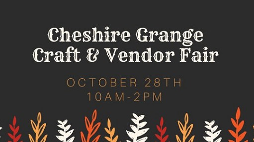 Cheshire Grange Craft and Vendor Fair